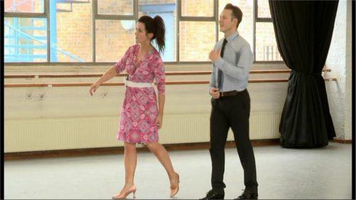 Susanna Reid on Strictly Come Dancing - Week 2 (14)