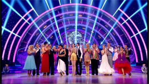 Susanna Reid on Strictly Come Dancing - Week 2 (2)