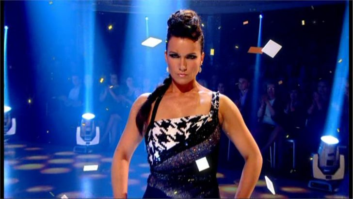 Images of Susanna Reid on Strictly Come Dancing 2013 – Week 2