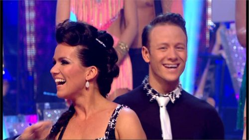 Susanna Reid on Strictly Come Dancing - Week 2 (3)