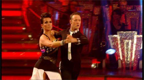 Susanna Reid on Strictly Come Dancing - Week 2 (30)