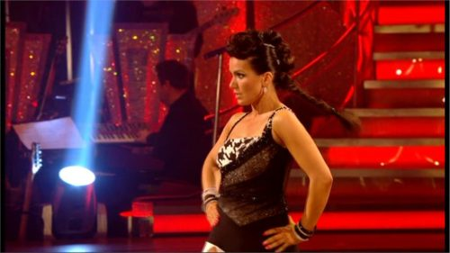 Susanna Reid on Strictly Come Dancing - Week 2 (32)
