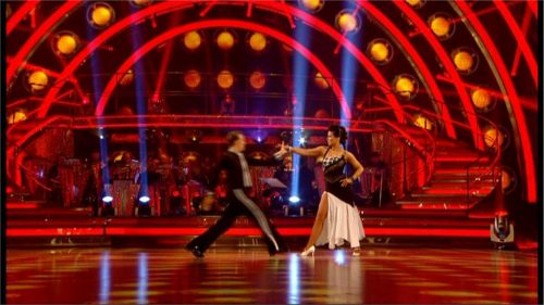 Susanna Reid on Strictly Come Dancing - Week 2 (33)