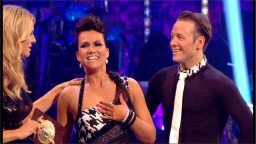 Susanna Reid on Strictly Come Dancing - Week 2 (37)