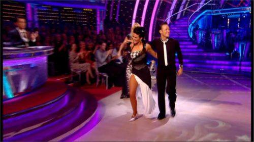Susanna Reid on Strictly Come Dancing - Week 2 (39)