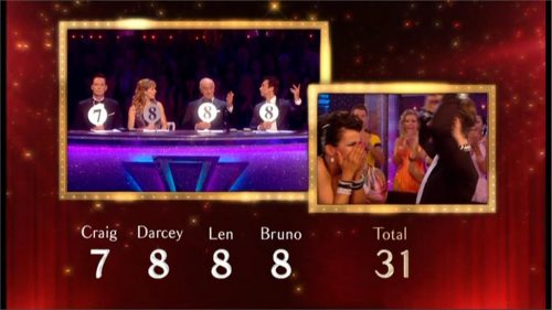 Susanna Reid on Strictly Come Dancing - Week 2 (41)