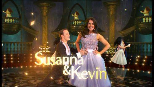 Susanna Reid on Strictly Come Dancing - Week 2 (5)