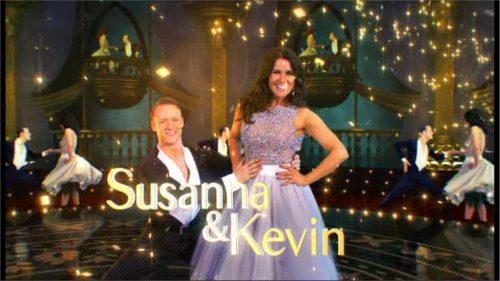 Susanna Reid on Strictly Come Dancing - Week 2 (6)