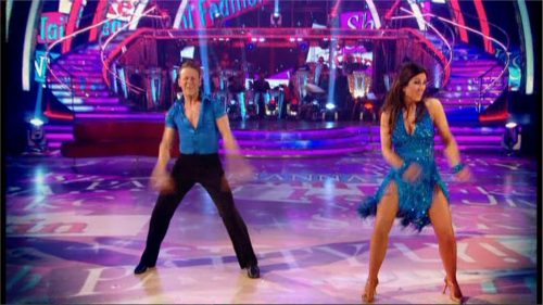 Susanna Reid on Strictly Come Dancing - Week 2 (7)