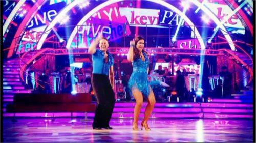 Susanna Reid on Strictly Come Dancing - Week 2 (9)