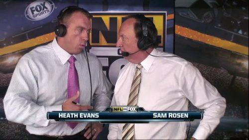 Heath Evans - NFL on FOX - IMAGE