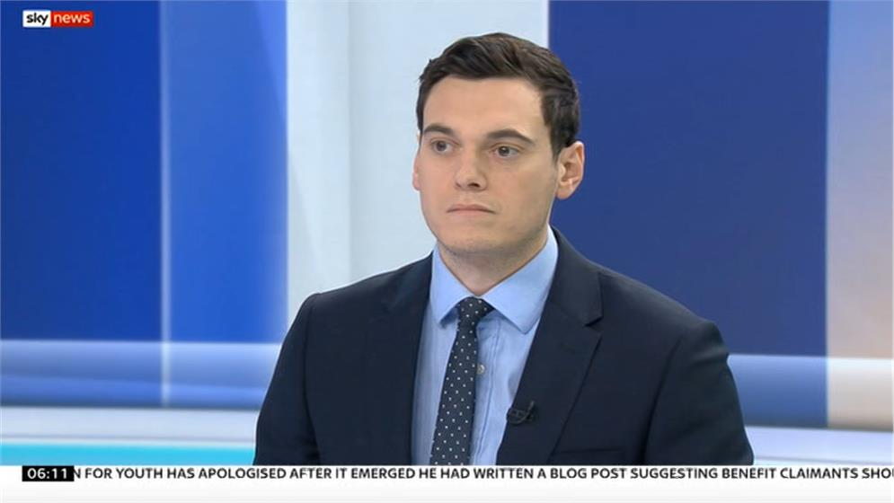 Joe Tidy on Sky News