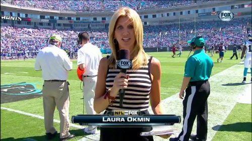 Laura Okmin - NFL on FOX - IMAGE (2)
