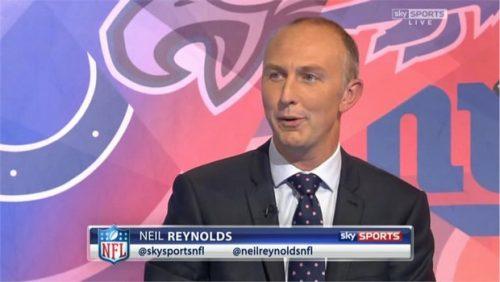Neil Reynolds - Live NFL on Sky Sports TV - Image (2)