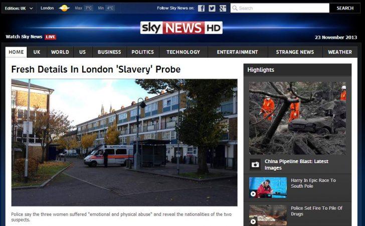 Sky News Dot Com 2013