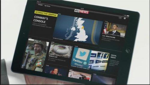 Sky News Promo 2013 - Sky News for ipad - Eamonn Holmes 12-29 23-32-37