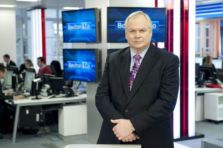 Adam Boulton on Sky News' Boulton & Co