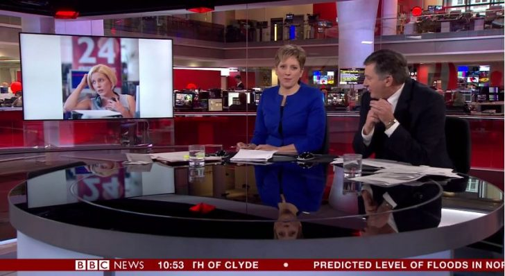 Carrie Gracie Leaves BBC News Channel