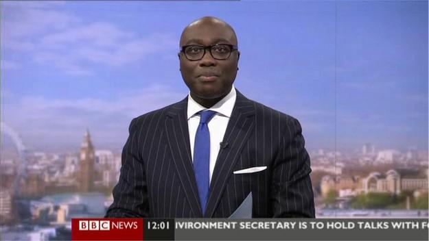 BBC News presenter Komla Dumor dies at 41