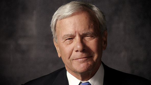 NBC's Tom Brokaw says his cancer is in remission