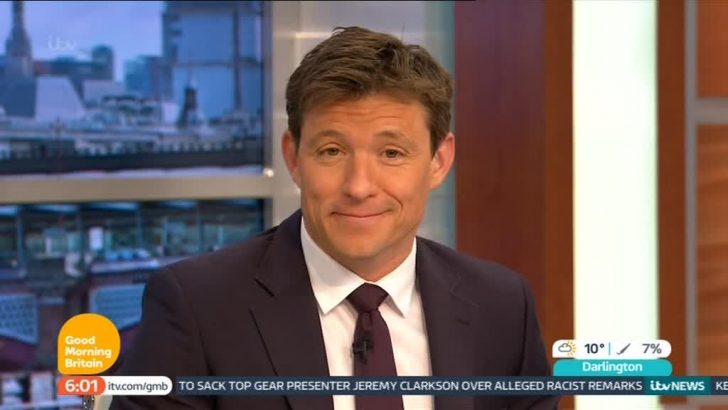 Ben Shephard - ITV Good Morning Britain Presenter (1)