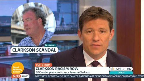 Ben Shephard - ITV Good Morning Britain Presenter (2)