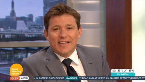 Ben Shephard - ITV Good Morning Britain Presenter (4)