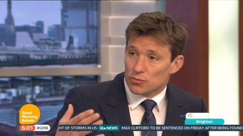 Ben Shephard - ITV Good Morning Britain Presenter (5)