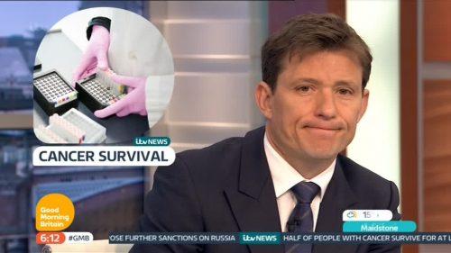 Ben Shephard - ITV Good Morning Britain Presenter (6)