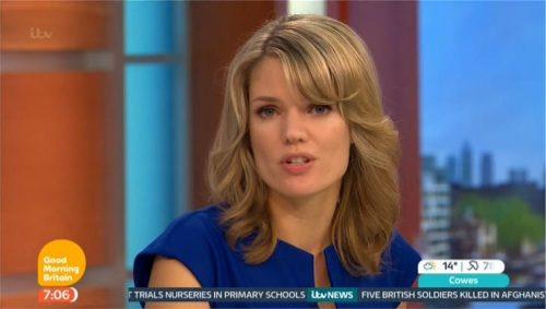 Charlotte Hawkins - ITV Good Morning Britain Presenter (1)