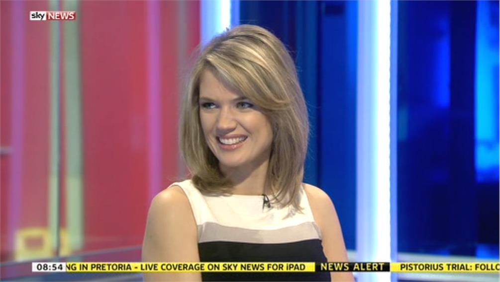Charlotte Hawkins - ITV Good Morning Britain Presenter (2)