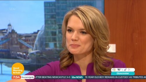 Charlotte Hawkins - ITV Good Morning Britain Presenter (5)