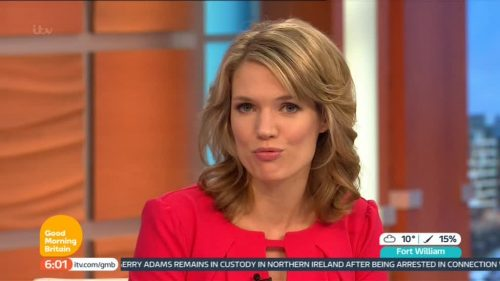 Charlotte Hawkins - ITV Good Morning Britain Presenter (6)