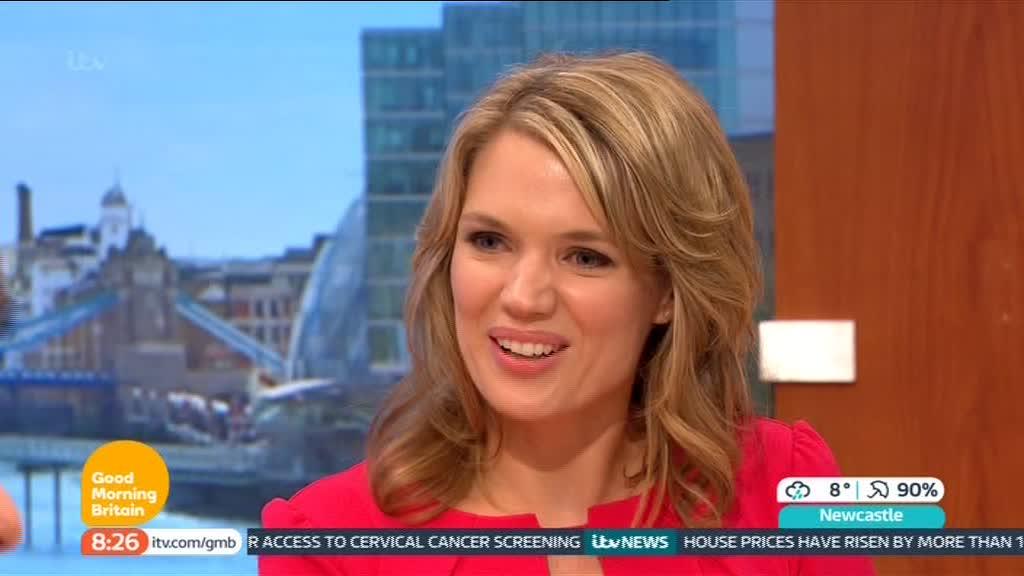 Charlotte Hawkins - ITV Good Morning Britain Presenter (7)