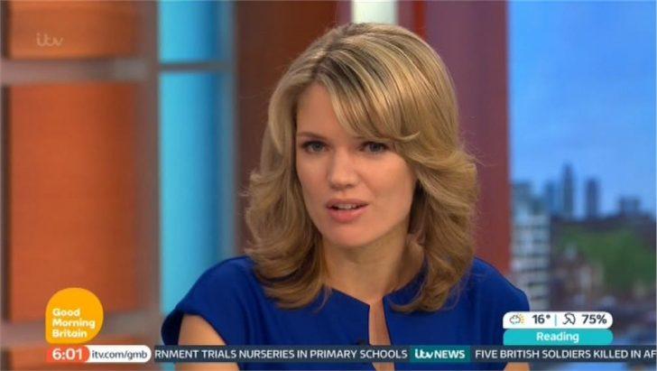 Charlotte Hawkins - ITV Good Morning Britain Presenter (9)