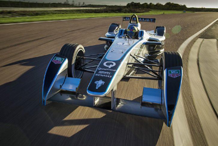 Formula E on ITV Sport