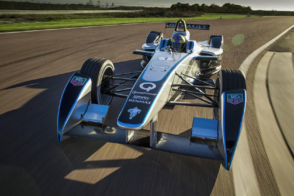 ITV4 to broadcast new Formula E series