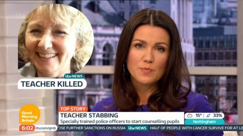 Image of Susanna Reid - Good Morning Britain (3)