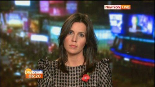 Lucy Watson - ITV News Reporter (4)