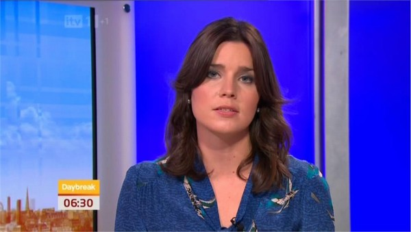 Lucy Watson - ITV News Reporter (5)