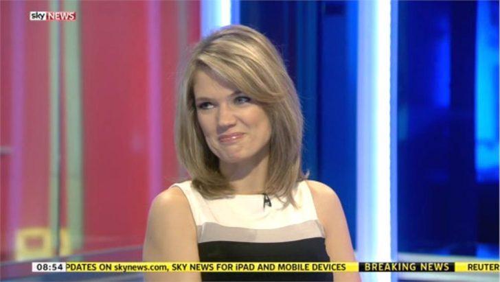 Sky News - Charlotte Hawkins leaves Sky News 03-06 22-02-07