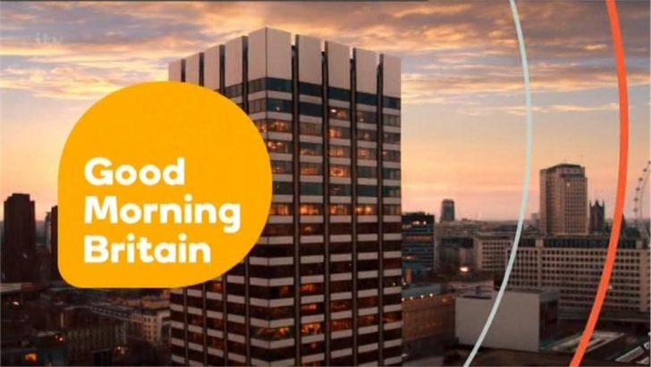 Good Morning Britain: Presentation 2014