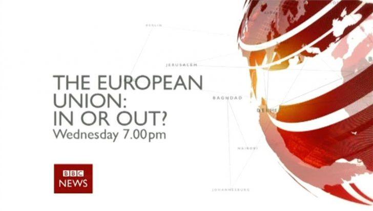 Clegg v Farage: European Debate – Live on BBC Two, Sky News TV