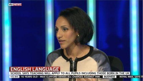 Afua Hirsch - Sky News Reporter (2)
