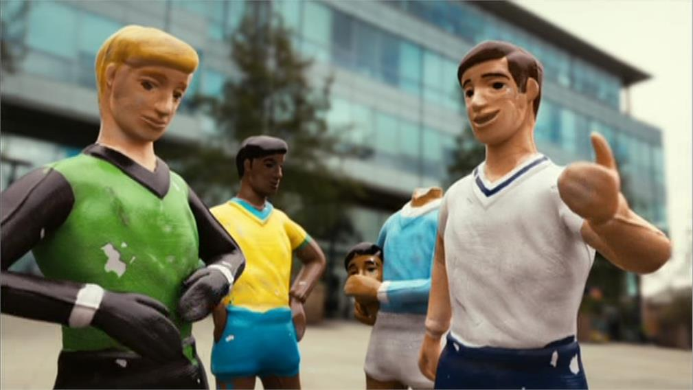 World Cup 2014 – Part 1 – BBC Sport Promo
