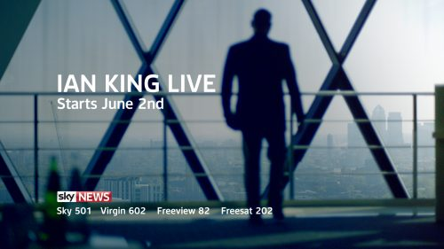 Ian King Live - 2nd June 2014