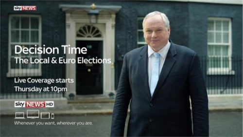 Local and European Elections - Sky News Promo 2014 (31)