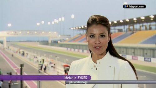 Melanie Sykes Images - MotoGP Presenter on BT Sport (1)