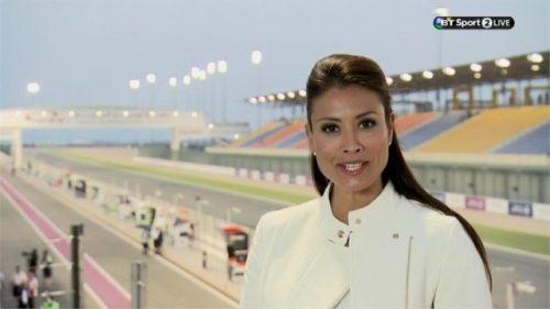 Melanie Sykes Images - MotoGP Presenter on BT Sport (2)