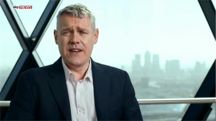 Ofcom to investigate Ian King's f-word incident on Sky News